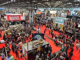 conventions in nyc including ic con