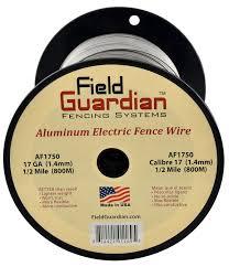 Never Rust Aluminum Electric Fence Wire Jeffers Pet
