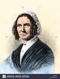 Abigail Fillmore wife of US President Millard Fillmore. Hand-colored Stock  Photo - Alamy