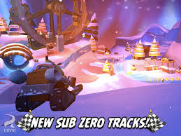 Angry Birds Go! update adds sub-zero tracks, weekly tournaments ...