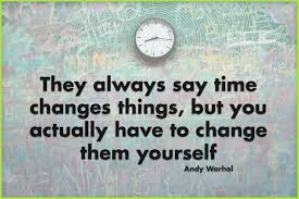 quotes about change and growth th place
