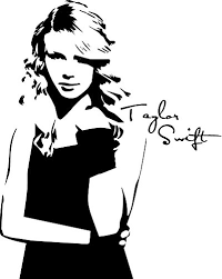 Taylor Swift Vinyl Decal Buy Online In Albania At Desertcart