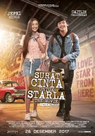 Sinopsis Surat Cinta Untuk Starla The Movie 2017
