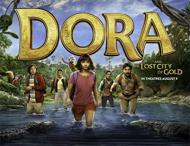 Dora And Lost City Of Gold