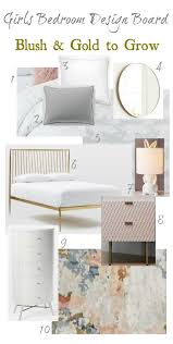 Kids Bedroom Design Boards And Nursery Must Haves Nesting With Grace