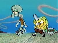 pizza delivery spongebob squarepants