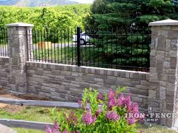 Which Iron Or Aluminum Fence Height Is Best For My Project Iron Fence Shop Blog
