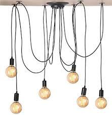 chandelier bulb pendant lights