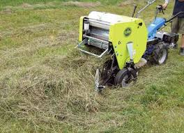 choose the right hay baler farm and