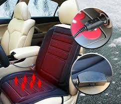 car heated seat cushion cover auto 12v
