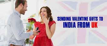 send valentine gifts to india from uk