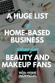 businesses for beauty and makeup