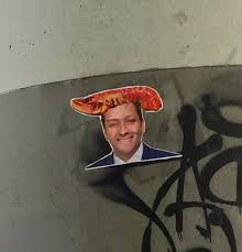 It's Mathew Guy, the Lobster guy ...