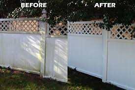 Fence Cleaning South Jersey Aqua Boy Powerwashing