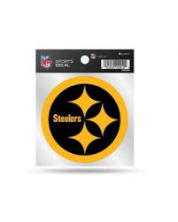 Steelers Decals Stickers Steelers Official Pro Shop