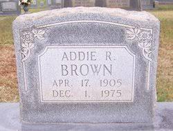 Mamie Addie Richardson Brown (1905-1975) - Find A Grave Memorial