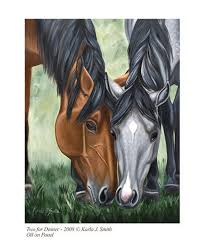 Karla Smith – Horse Artist Interview | The Equinest