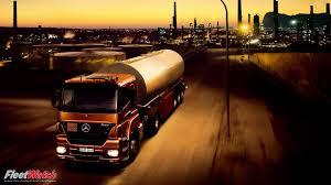truck tractor trailer transport big rig