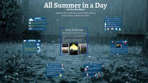 summer in a day by nayeli pena on prezi