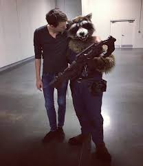 Photo with Aaron Dismuke! (1/2) by RocketRaccoon. -- Fur Affinity ...