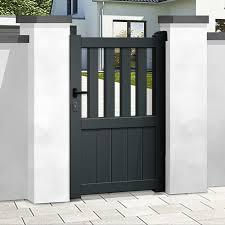 aluminium garden gates the romford