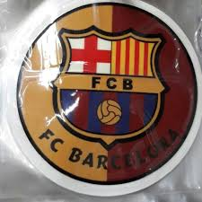 Fc Barcelona Car Decal Car Accessories Accessories On Carousell