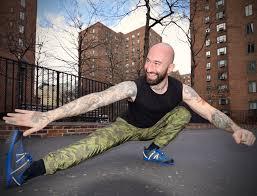 five calisthenics leg exercises for