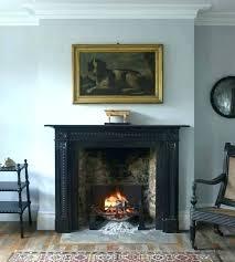 black fireplace surround phamduy info