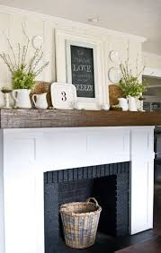my 82 fireplace makeover the