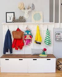 15 Ikea Hacks For Your Entryway Entryway Mudroom Storage Ideas