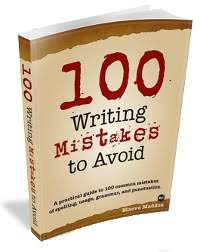 Free eBook – 100 Writing Mistakes To Avoid