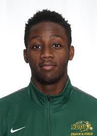 Adrian Davis-Aguilar - 2019 - Men's Track and Field - NDSU