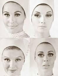 makeup tutorial four faces of beauty