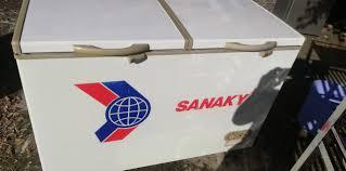 Giá Đồ Cũ - Tủ Đông Sanaky 300l