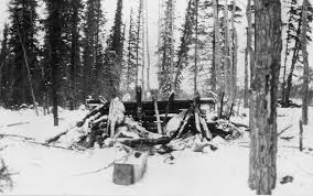 """Albert Johnson, """"The Mad Trapper of Rat River"""" 