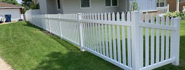 Residential Fencing Residential Fence Installation Badger Fence