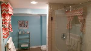 bathroom in my finished basement