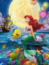 the little mermaid wallpaper 236x308
