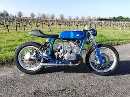 bmw bmw r100 cafe racer used the