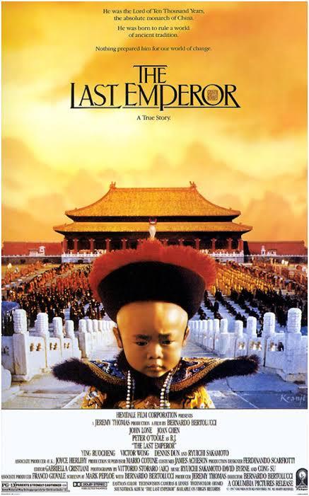 """Resultado de imagen para the last emperor"""""""