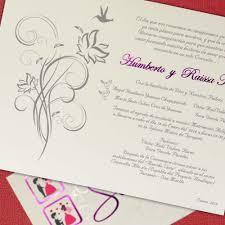 Partes De Matrimonio Mt 50538 Imprenta Lima Tarjetas Invitaciones