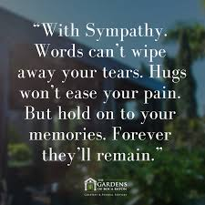 best sympathy quotes for passings