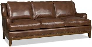 the parker sofa with wooden frame