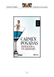 Invitacion A Un Asesinato Carmen Posadas By Mercedes Borja Issuu