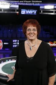Linda Johnson: Hendon Mob Poker Database