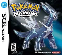 pokémon diamond and pearl versions