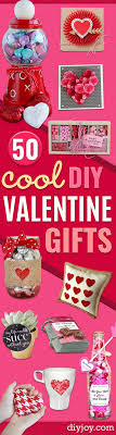 50 easy diy valentine s day gifts