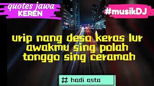 quotes story wa bahasa jawa musikdj