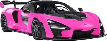 Amazon Com 48 Mclaren Senna Pink Hyper Car Wall Decal Removable Vinyl Wall Sticker Super Fast Race Car Boys Bedroom Man Cave Wall Art 48 X 19 Home Kitchen