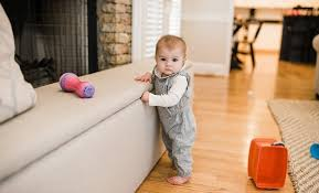 moms love for baby proofing a fireplace